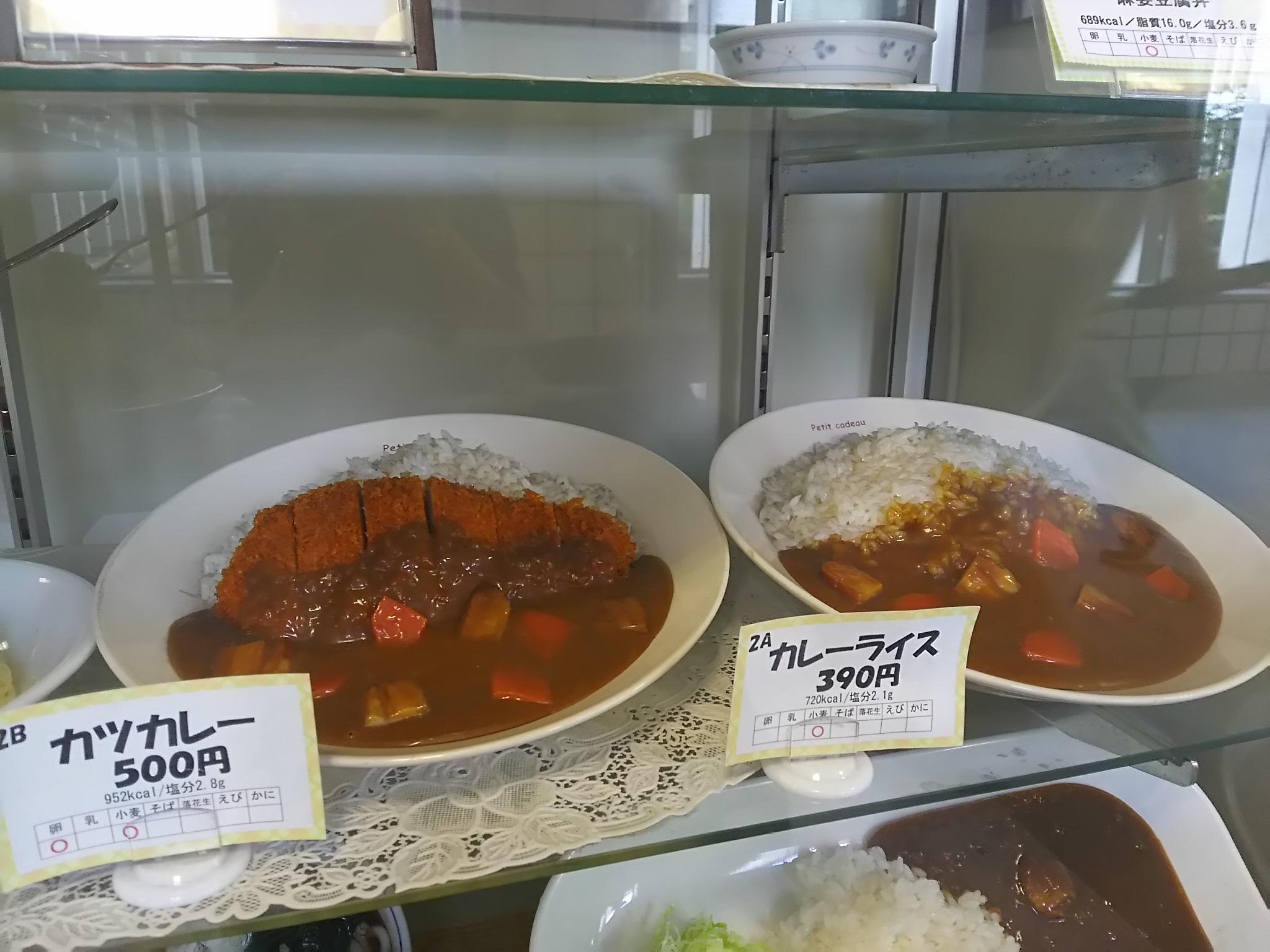 目黒区役所のカツカレーは500円でコスパ良すぎな件。