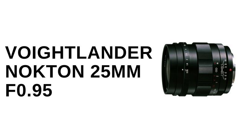 VoightLander NOKTON 25mm F0.95マイクロフォーサーズ用をレビュー。開放f値が1以下のうつりとは?