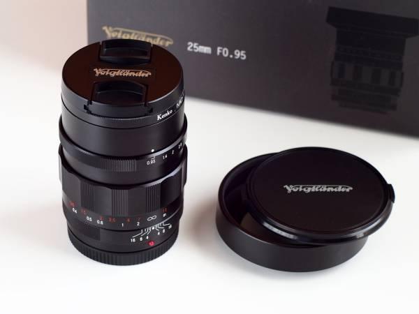 VoightLander NOKTON 25mm F0.95のf値別ボケ具合を検証してみる
