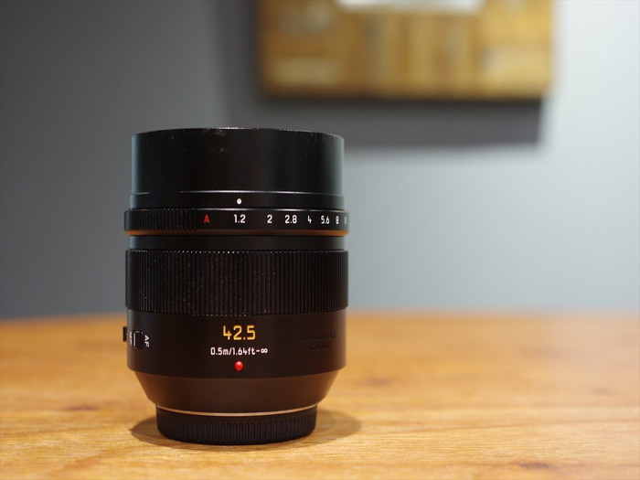 LEICA DG NOCTICRON 42.5mm F1.2の魅力を語ってみる。