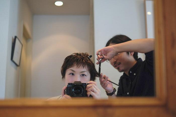 「美容師+カメラ」という立ち位置を確立したい。趣味から始まるご縁もあるという話。