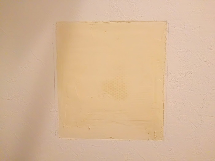 壁紙補修工程
