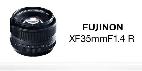 XF35mmF1.4 Rを購入しました。富士フイルムで最初のレンズにおすすめ。