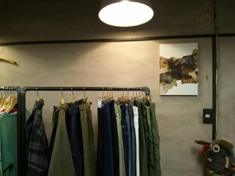 【東横線沿線古着屋】都立大学にあるおすすめの古着屋「NOOK」