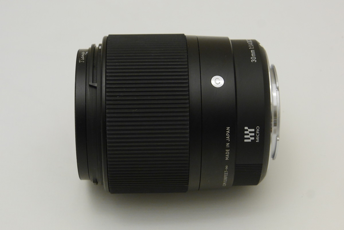 SIGMA 30mm F1.4 DC DN Contemporary