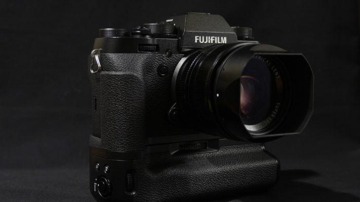 FUJIFILM X-T2 グリップ付き