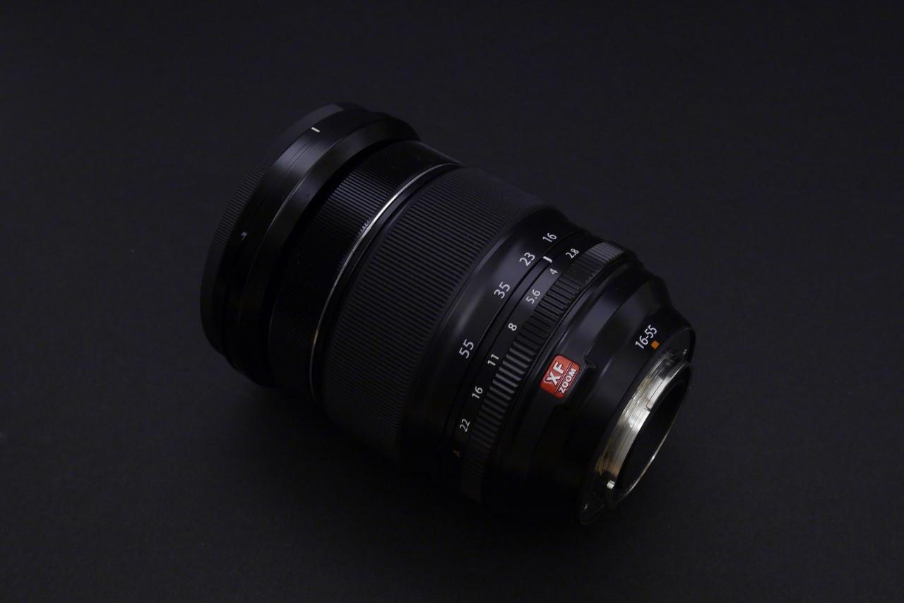 XF16-55mmF2.8 R LM WR レンズ