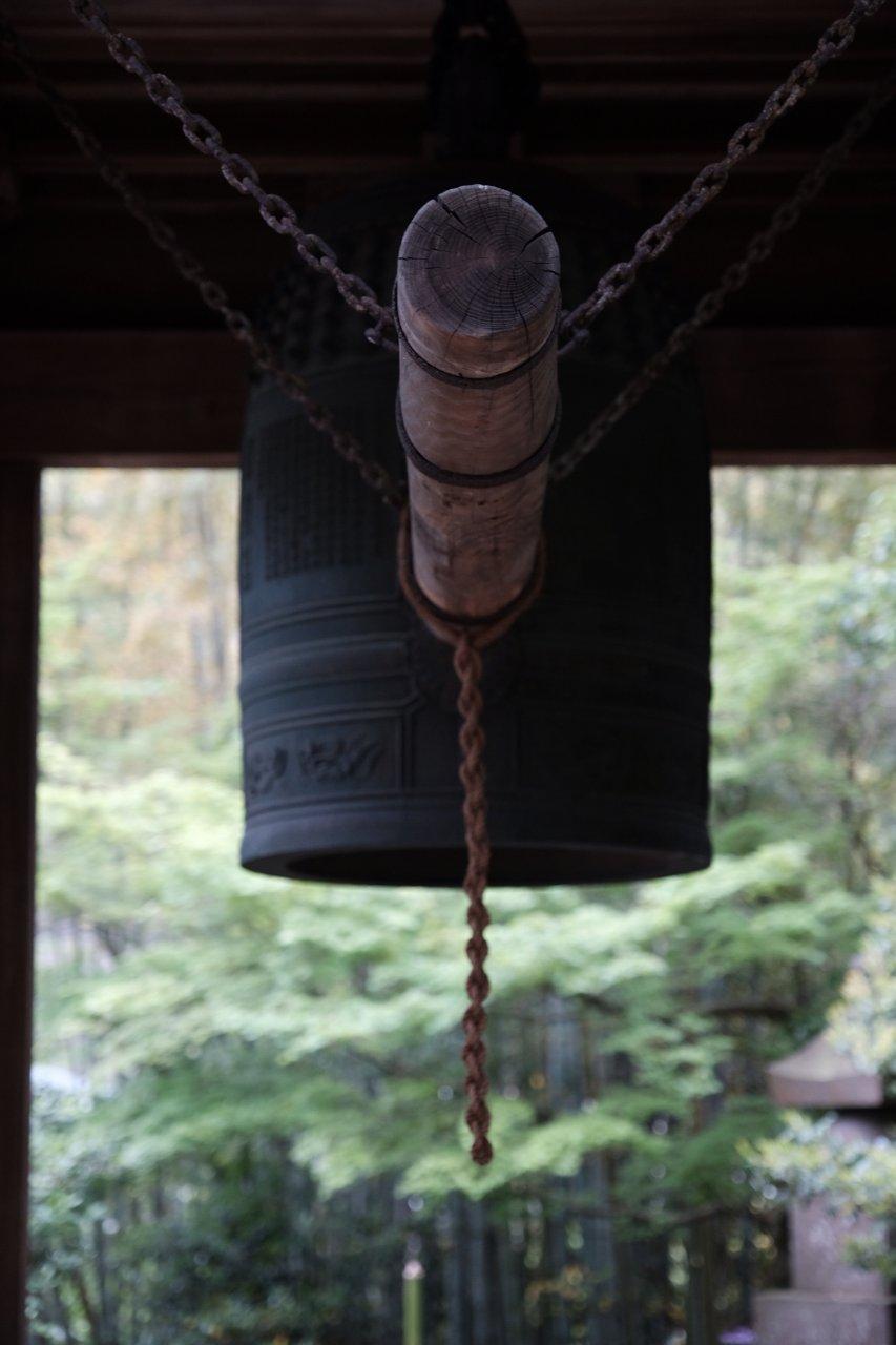 報国寺の鐘