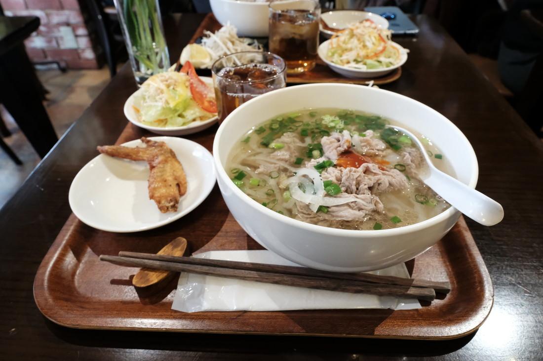 自由が丘 ベトナム料理