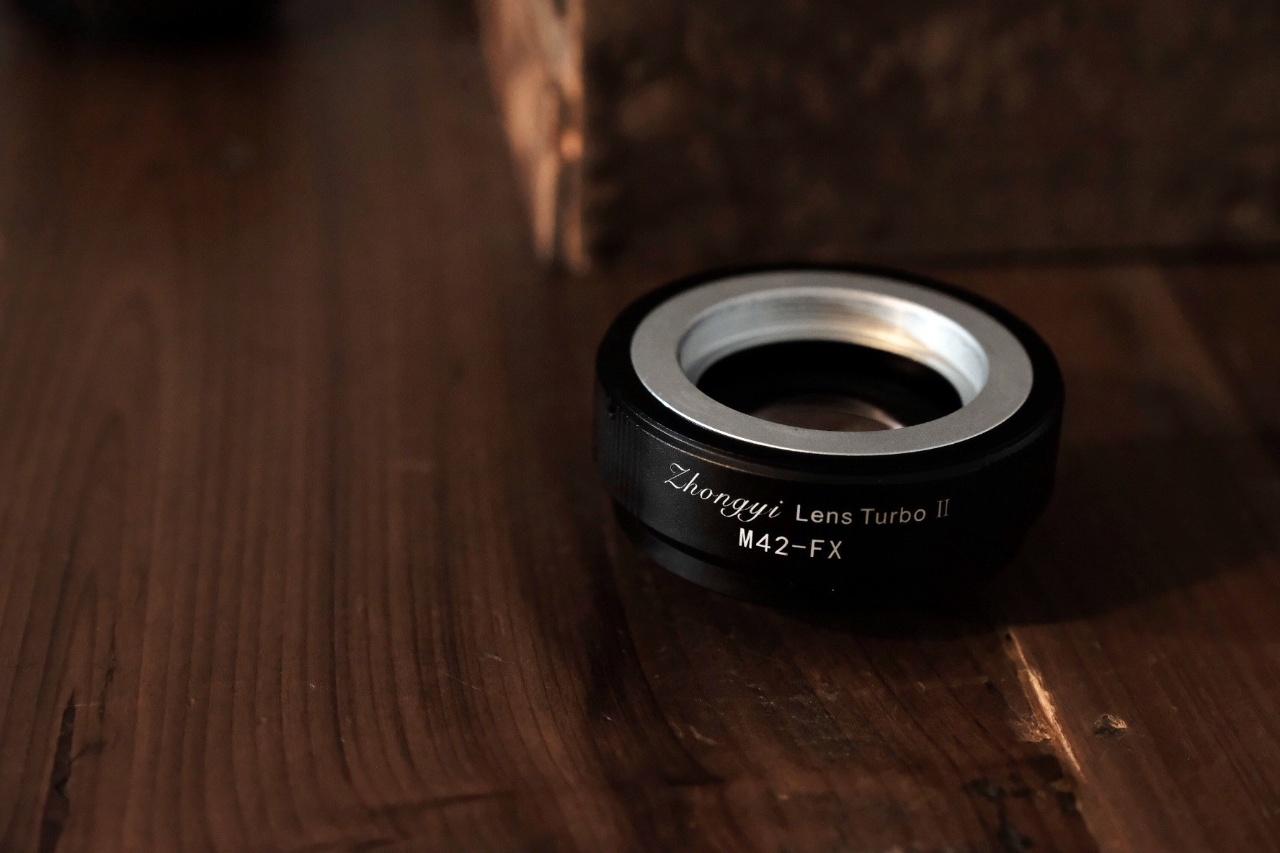 Lens Turbo II