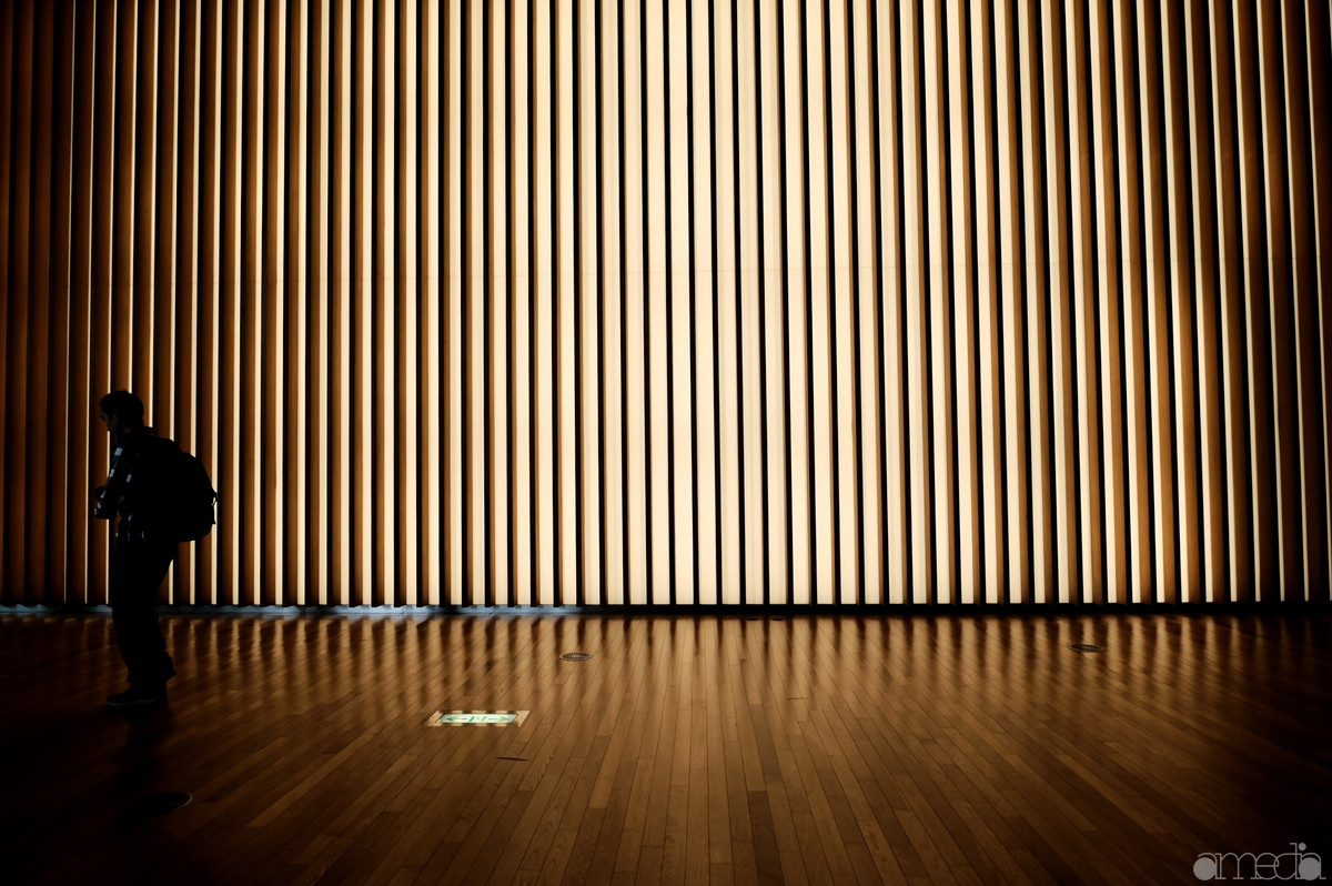 新国立美術館 壁