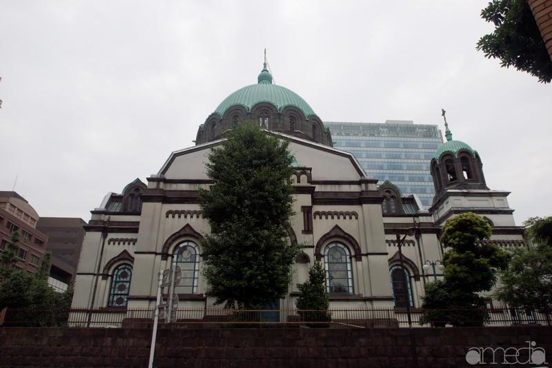 東京復活大聖堂(ニコライ堂)