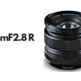 広角単焦点XF14mmf2.8が歪曲収差を徹底的に抑えているので欲しくなってきた件。