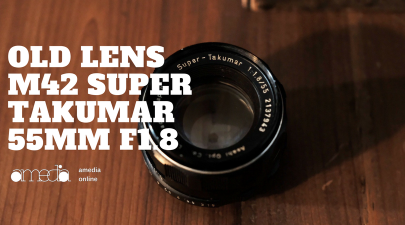 Super Takumar 55mm F1.8