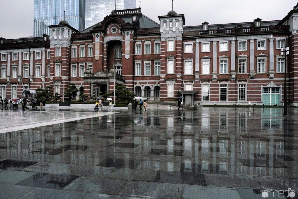 東京駅 リフレクション