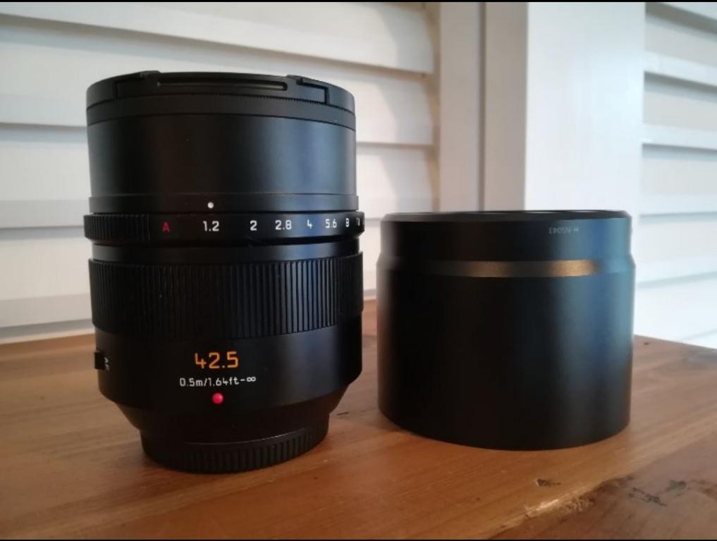 LEICA DG NOCTICRON 42.5mm F1.2
