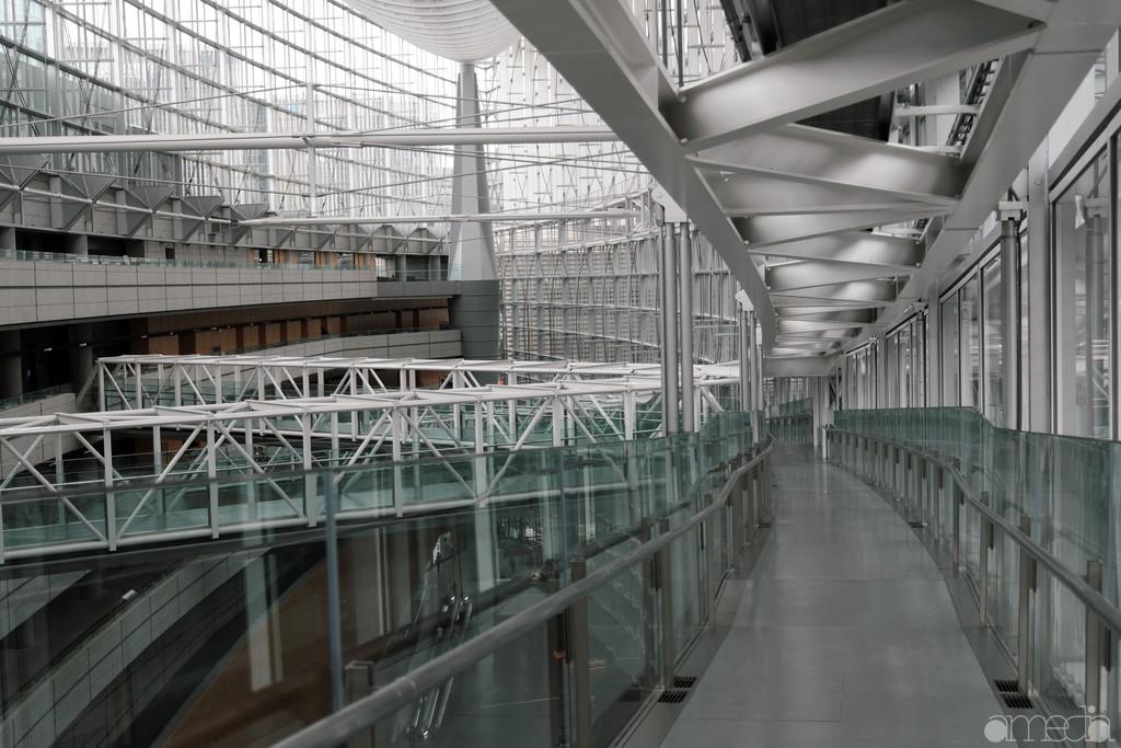 東京国際フォーラムスロープ