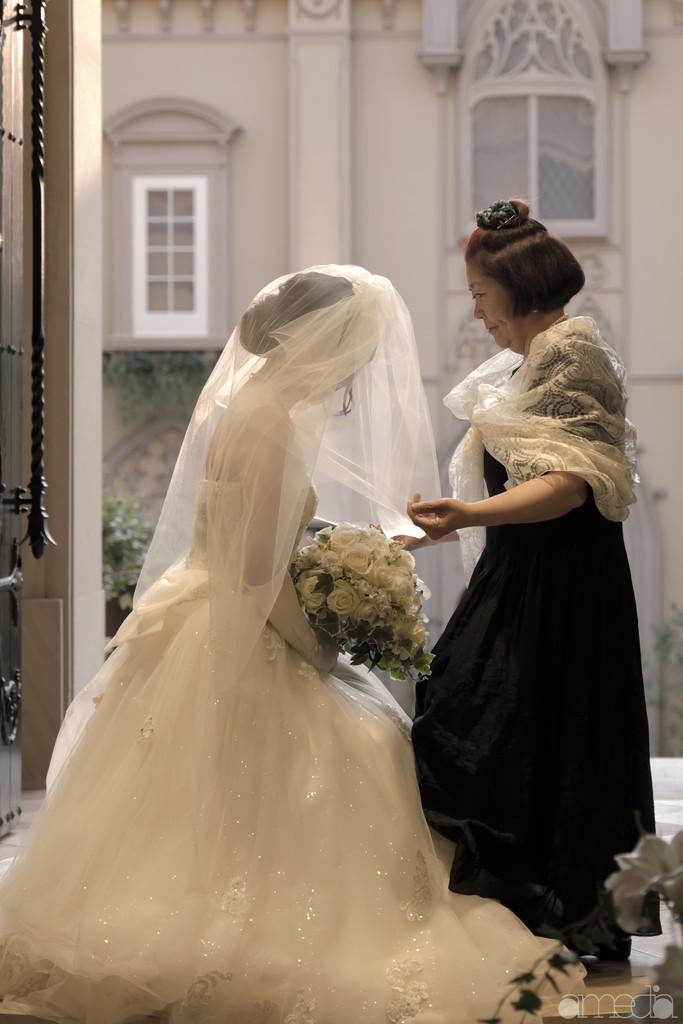 結婚式 写真の撮り方 作例