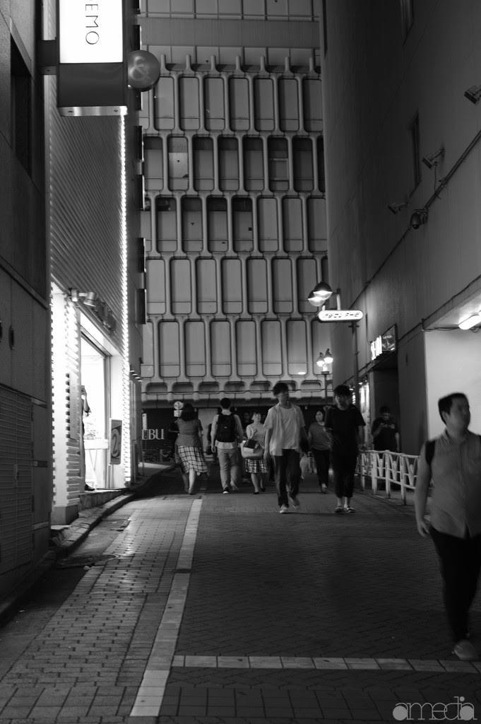 渋谷 スナップ写真