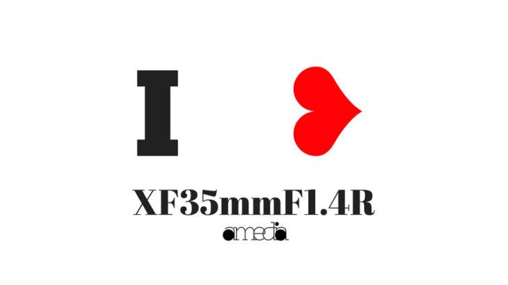 XF35mmf1.4Rは富士フイルムの神レンズと呼ばれる僕の相棒。【作例多数】