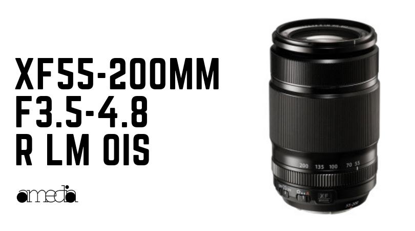XF55-200mmF3.5-4.8 R LM OIS
