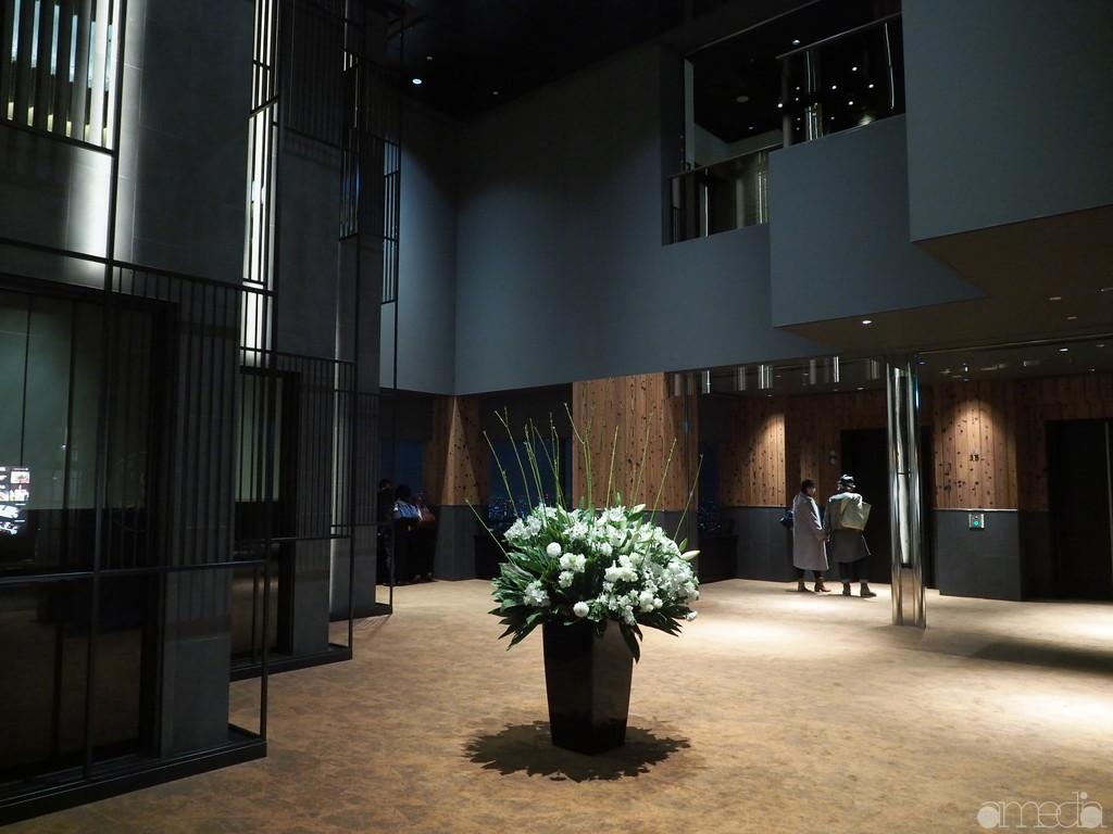 恵比寿ガーデンプレイスタワー 38階