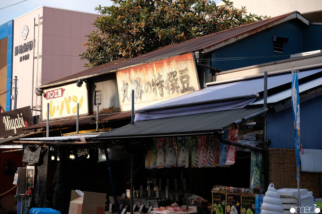 築地市場 写真