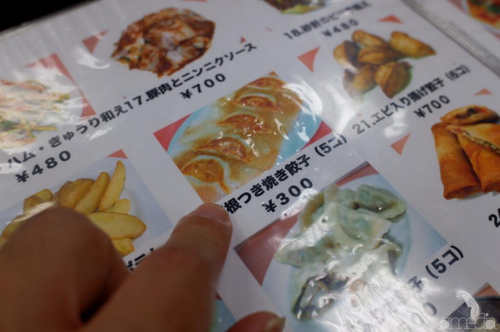 蒲田 羽根付き餃子 歓迎(ホワンヨン)
