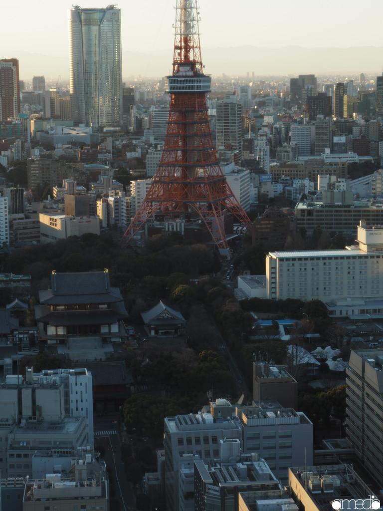 世界貿易センタービル 東京タワー
