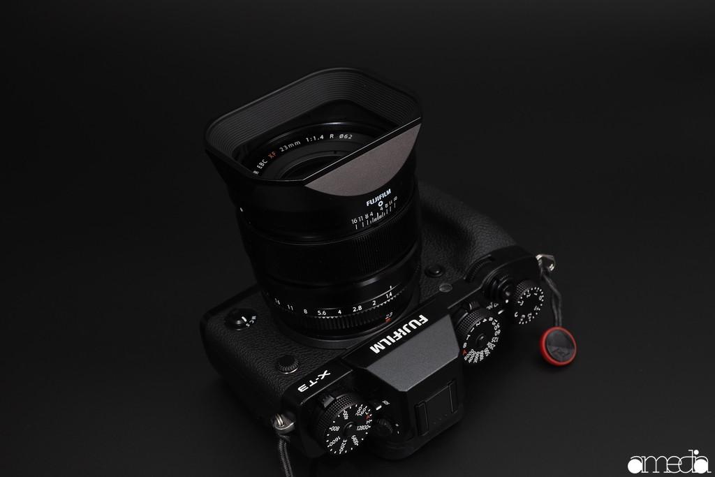 X-T3 XF23mmf1.4レンズフード