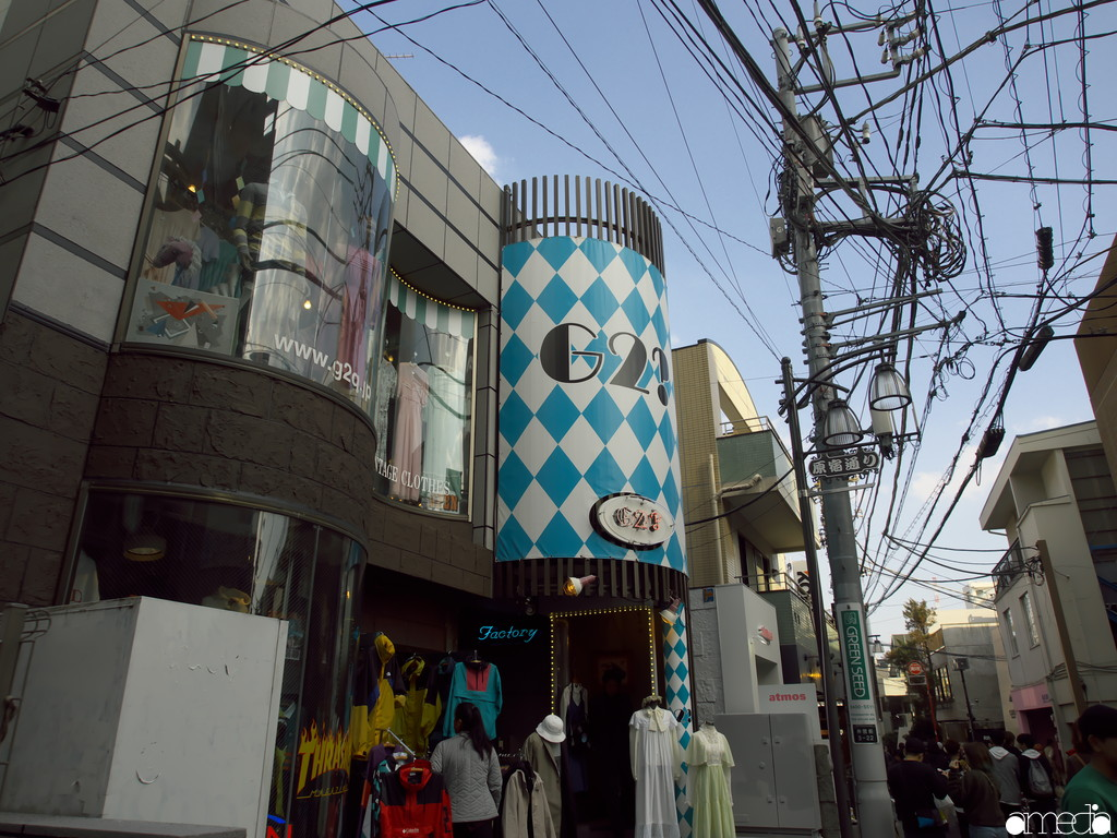原宿 ストリートスナップ