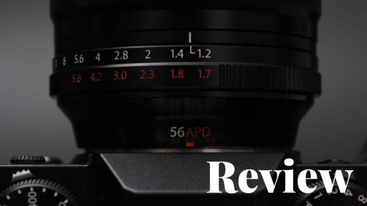 【作例多数】XF56mmf1.2APDをレビュー|極上のボケの中望遠単焦点レンズ
