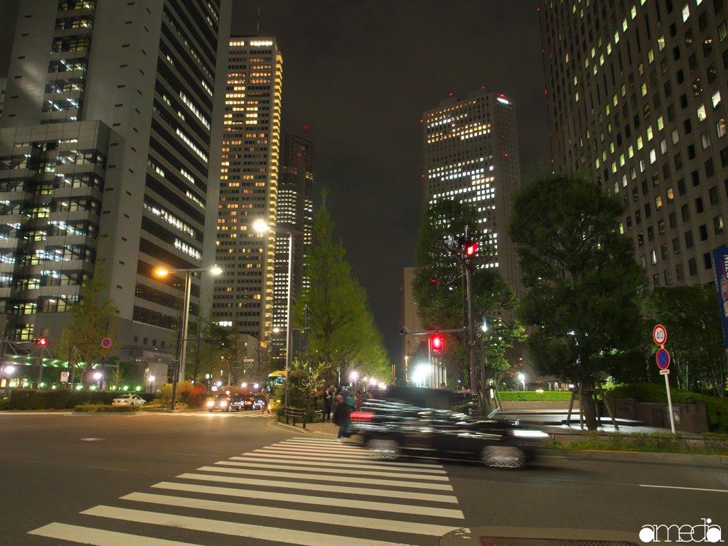 新宿夜スナップ