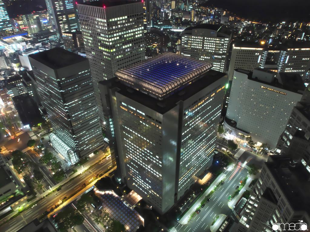 都庁 北展望室 夜景撮影