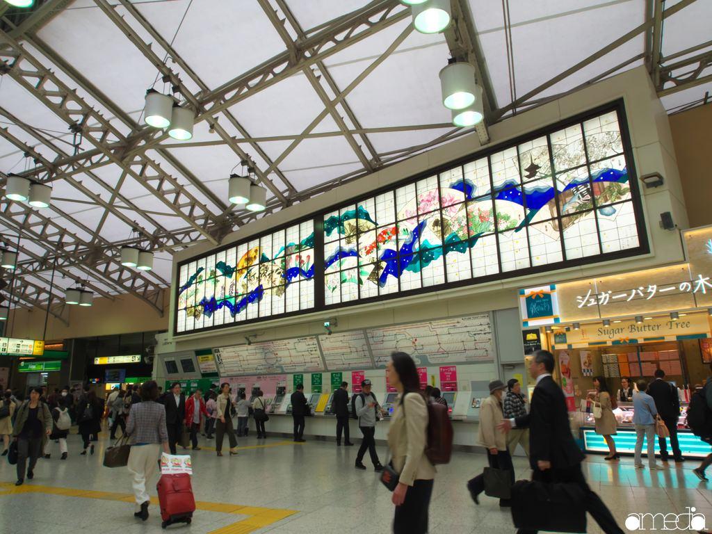 上野駅 JRホーム