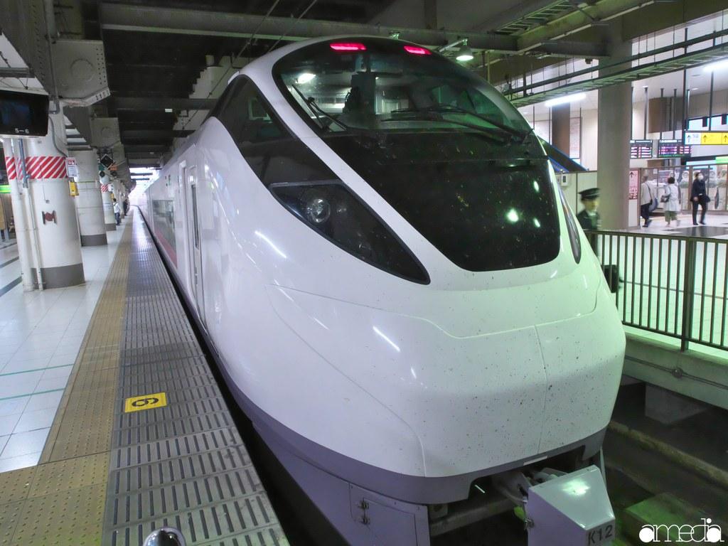 上野駅 常磐線ホーム